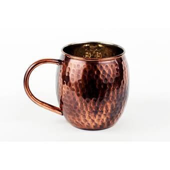 Mercer41 Stumbaugh 16 Oz Copper Moscow Mule Mug Wayfair