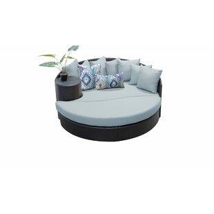 Medley Patio Daybed with Cushion
