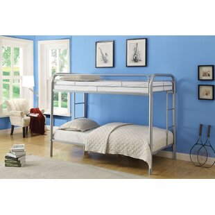 Great choice Cromer Twin Bunk Bed by Harriet Bee Reviews (2019) & Buyer's Guide