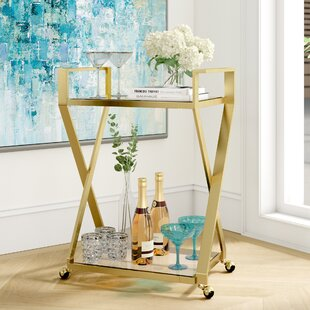 Edgewood Bar Cart by Merce..