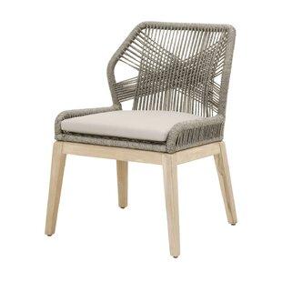 Kiley Patio Dining Chair (Set of 2) by Mistana