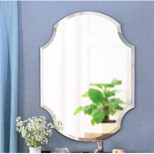 Online Reviews Mcclure Accent Mirror By House of Hampton