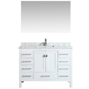 Khadijah 48 Single Bathroom Vanity Set by Red Barrel Studio