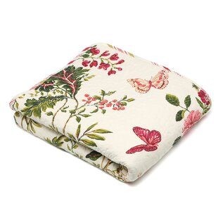 Annaelle Quilted Cotton Throw