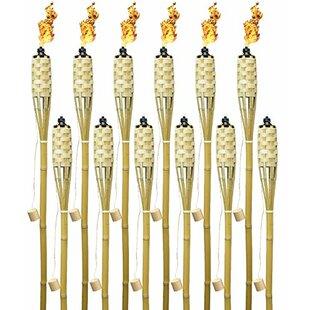 Matney 12 Tiki Torch (Set of 12)