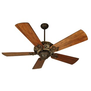 54 Loman 5 Blade Ceiling Fan by Astoria Grand