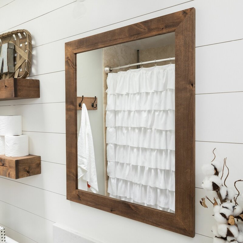 Laurel Foundry Modern Farmhouse Samara Farmhouse Vanity Mirror Reviews