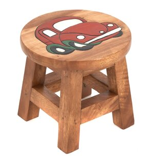 Car Children's Stool By Just Kids