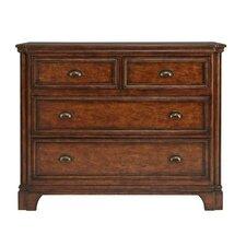 Tilden 4 Drawer Dresser by Stanley Furniture