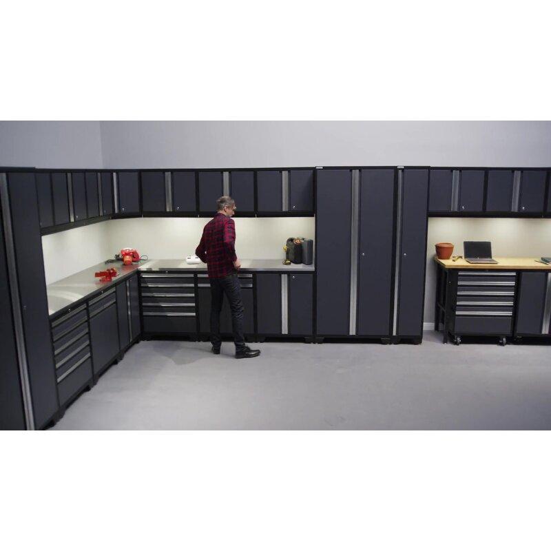 Newage Products Pro 30 Series 2 Door Base Cabinet Reviews Wayfair