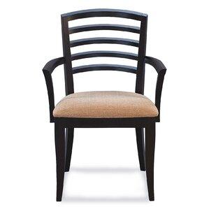 Sofian Arm Chair in Cinder by Latitude Run