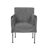 Adcock Upholstered Dining Chair by George Oliver