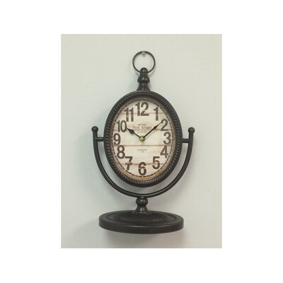 Old Town London Tabletop Clock