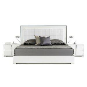 demaria 3 piece bedroom set