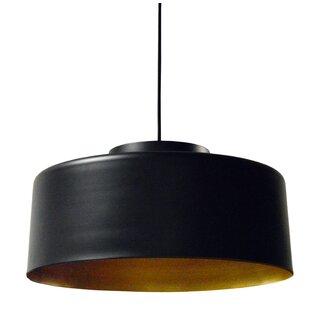 Bronwen 1-Light Drum Pendant