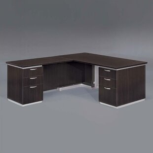 Pimlico Left L-Shape Executive Desk