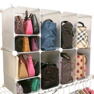 29d4fe3fd428 Park-a-Purse® Tote and Clutch Shelf Organizer