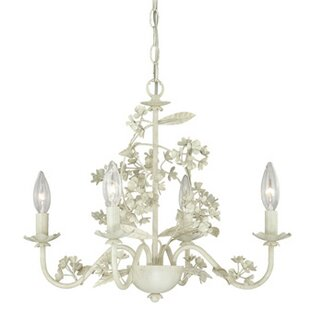 Ophelia & Co. Abbotsford 4-Light Candle S..