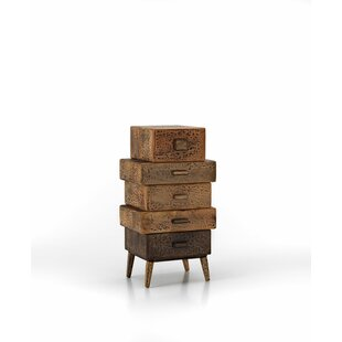 Hudnall 5 Drawer Chest By Bloomsbury Market