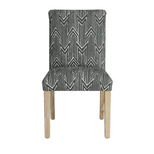 Marciano Upholstered Dining Chair Union Rustic