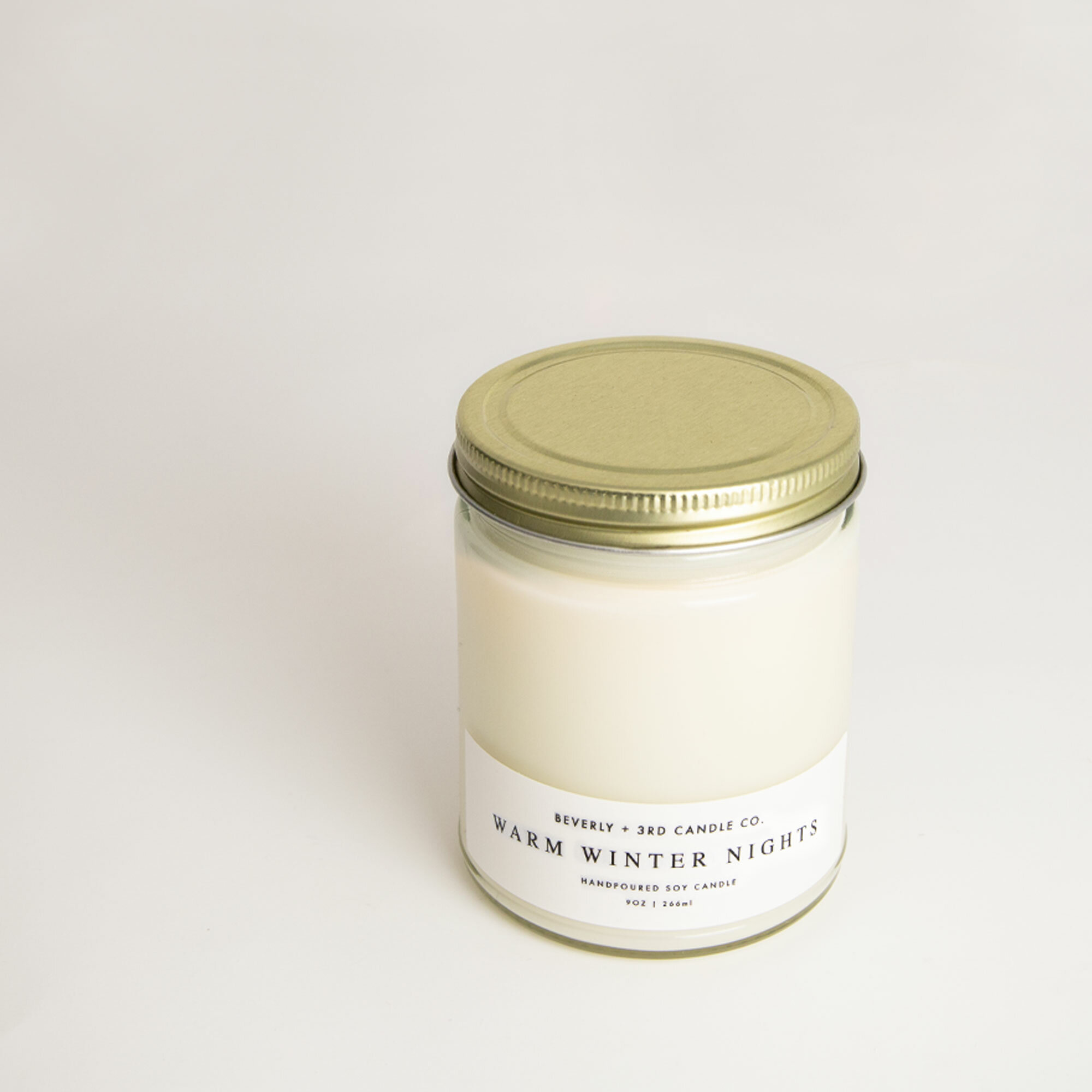 Beverly And 3rd Candle Co Warm Winter Nights Scented Jar Candle Wayfair