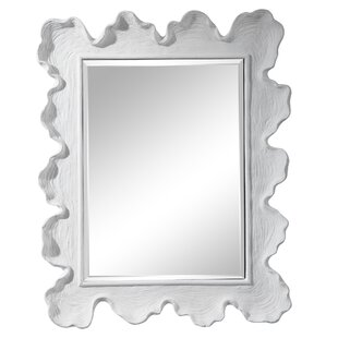 Resin White Wall Mirrors You Ll Love In 2021 Wayfair