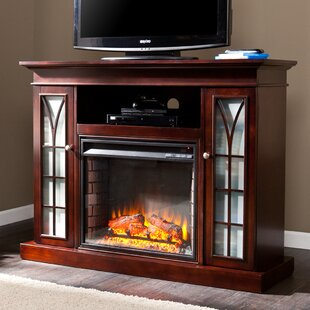 Compare & Buy Shelton Media TV Stand with Fireplace by Wildon Home® Reviews (2019) & Buyer's Guide