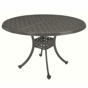 Double Lattice Dining Table