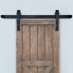 Old Barn Door Rolling Hardware Kit & Interior Barn Doors | Wayfair.co.uk