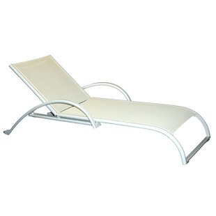 Infinita Corporation Pure Chaise Lounger (Set of 2)