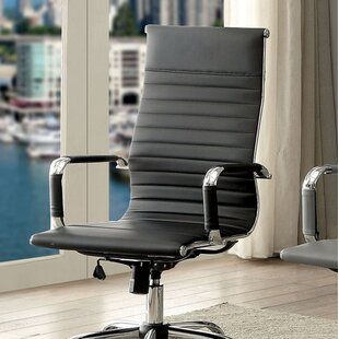 Ebern Designs Olympia High Back Office Chair