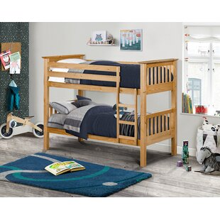 Marco Single Bunk Bed By Harriet Bee