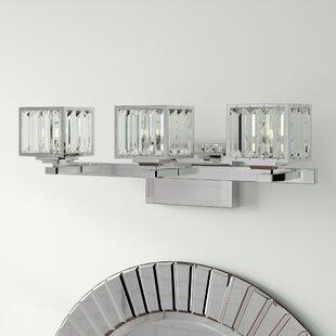 Shop For Eriq 3-Light Vanity Light By Willa Arlo Interiors