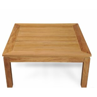 Romriell Teak Coffee Table