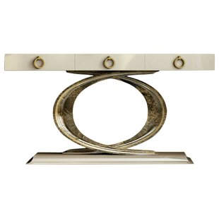Everly Quinn Laivai Console Table