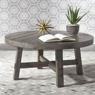 Bergeron Coffee Table by Union Rustic