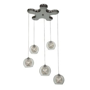 Trent Austin Design Blais 5-Light Pendant