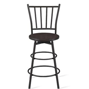 Dunlap 25 Swivel Bar Stool Williston Forge