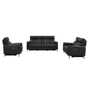 Gala Leather Reclining Configu..