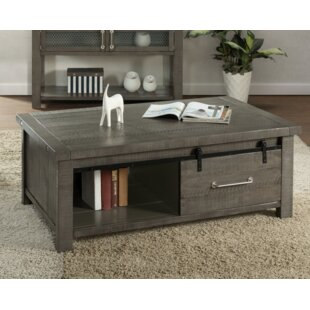 Darley Coffee Table with Storage