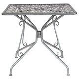 Ocilla Metal Dining Table