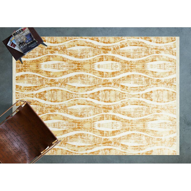 Dovecove Brown Area Rug Wayfair