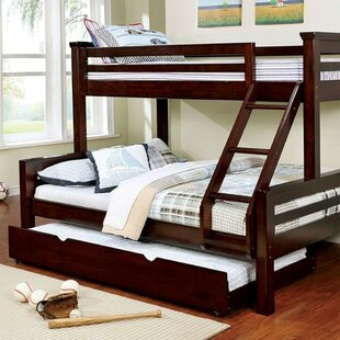 Bargain Exmouth Twin Bunk Bed by Harriet Bee Reviews (2019) & Buyer's Guide