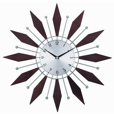 Wrought Studio Roth 20 Wall Clock