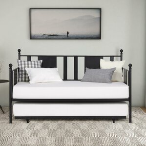 Glade Park-Gateway Twin Daybed with Trundle by Laurel Foundry Modern Farmhouse