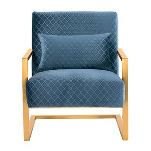 Ava Armchair by Willa Arlo Interiors Reviews
