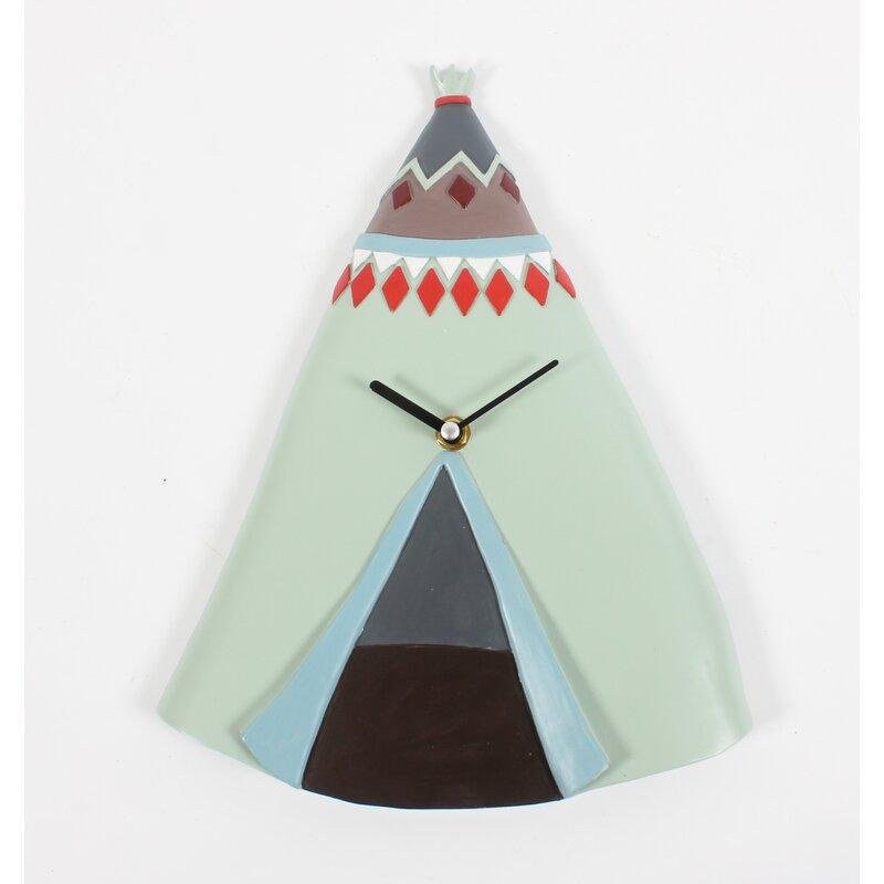 Isabelle Max Mccullen Wall Clock Wayfair