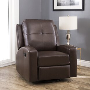 Sarewitz Manual Swivel Recliner