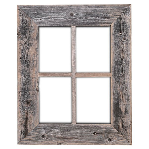 Old Rustic Barn Window Frame Amp Reviews Birch Lane
