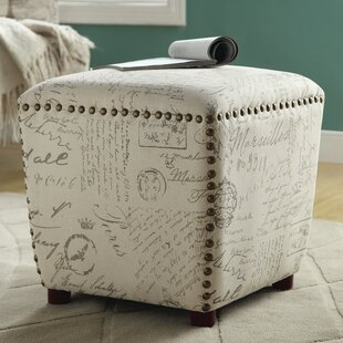 Laney Ottoman by Ophelia &..